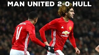 MANCHESTER UNITED 2-0 HULL CITY | PLAYER RATINGS | MATA IS MAGIC