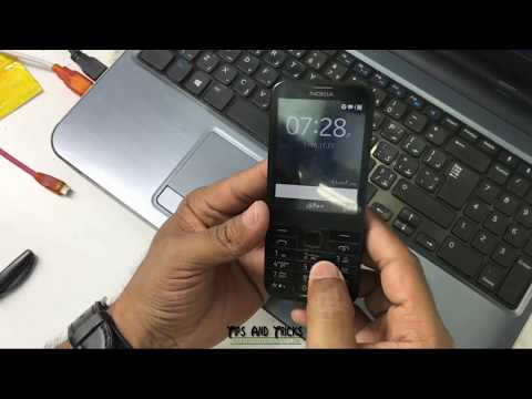 Nokia 225 RM-1011 Flash Without Any Flash Box