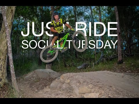 NERANG MOUNTAIN BIKING: Just Ride Social Tuesdays