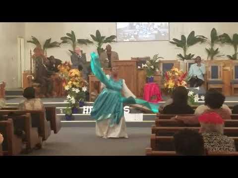 Satisfy-Vaughan Phoenix & Tasha Cobbs Prophetic Dance
