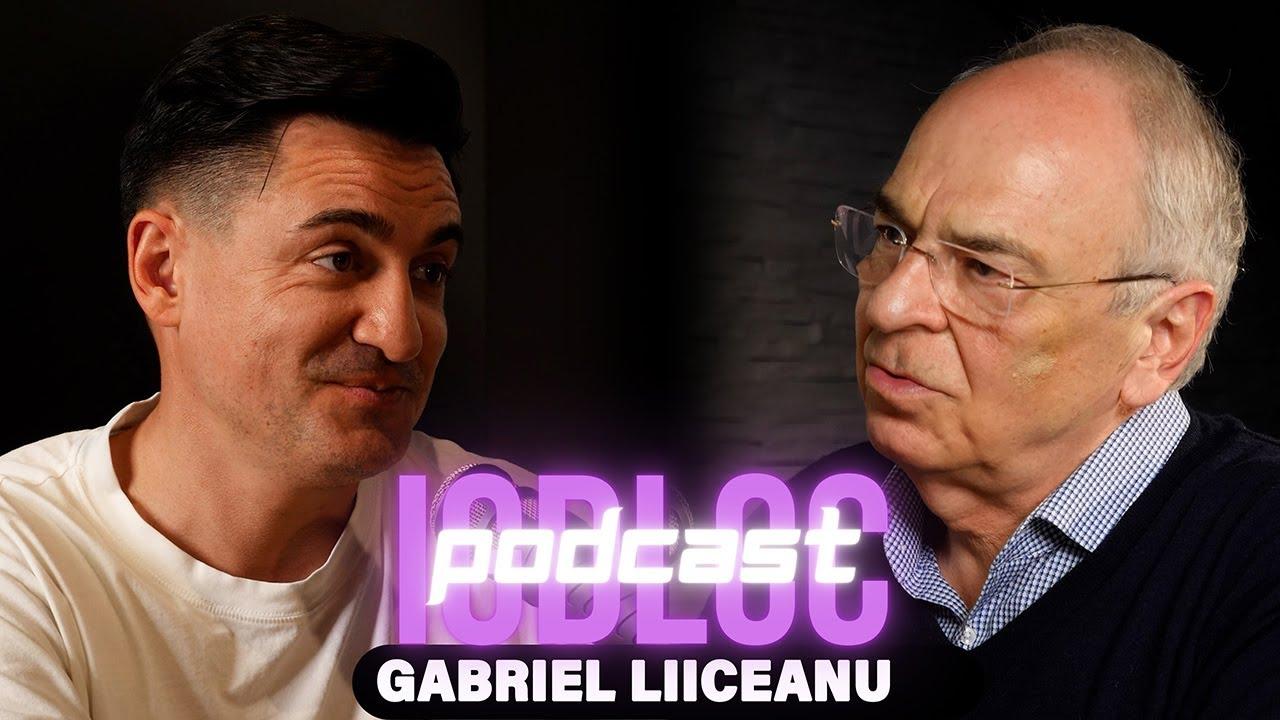 Omul, o istorie a violenței? - Gabriel Liiceanu - #IGDLCC E097