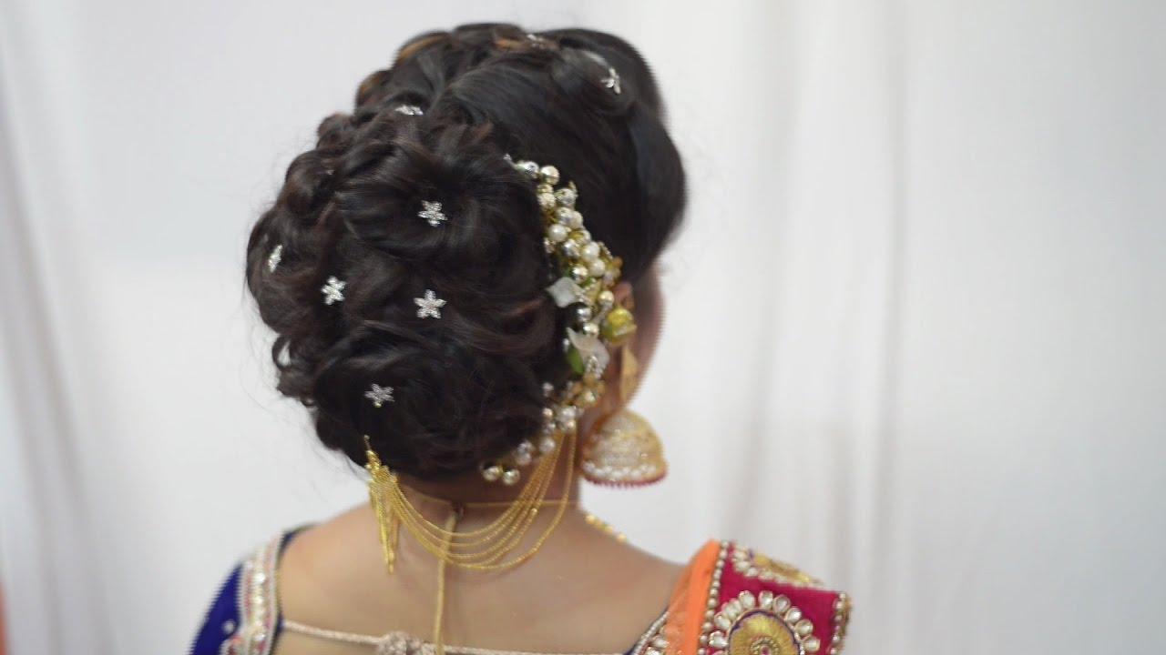 messy hairstyle - jayshree brahmbhatt