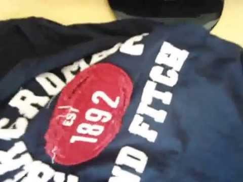 Camisas Abercrombie Mais Baratas