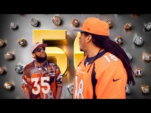"Denver Broncos ""Road to 50"" Music Video"