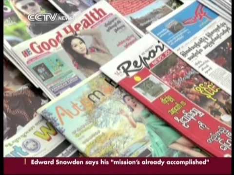 Myanmar private media: Private dailies bring with more ads and jobs