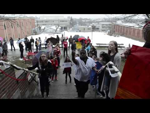 Moscow High School Lip Dub 2017