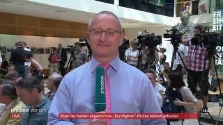 Erhard Scherfer berichtet über die aktuellen Entwicklungen zur Neuwahl der SPD-Parteispitze 24.06.19