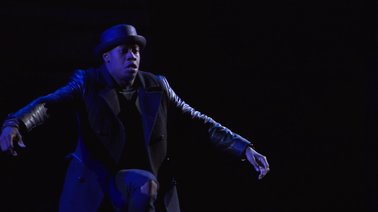 A marriage of opposites: Krump meets Mozart | WOLF | TED Institute