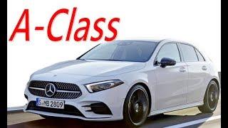 Mercedes-Benz A-Class 五門掀背車 豪華降臨 賓士