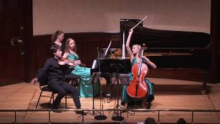 dmitri shostakovich   piano trio in c minor op 8 n°1 argenta trio