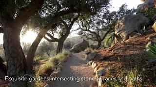 Inspiring Oak Creek Canyon Montecito Estate