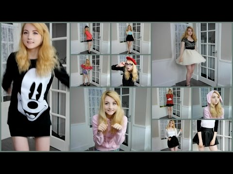 CUTE OUTFIT IDEAS FOR UNDER 20$ ♥