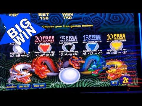 Video Dragon play slots apk