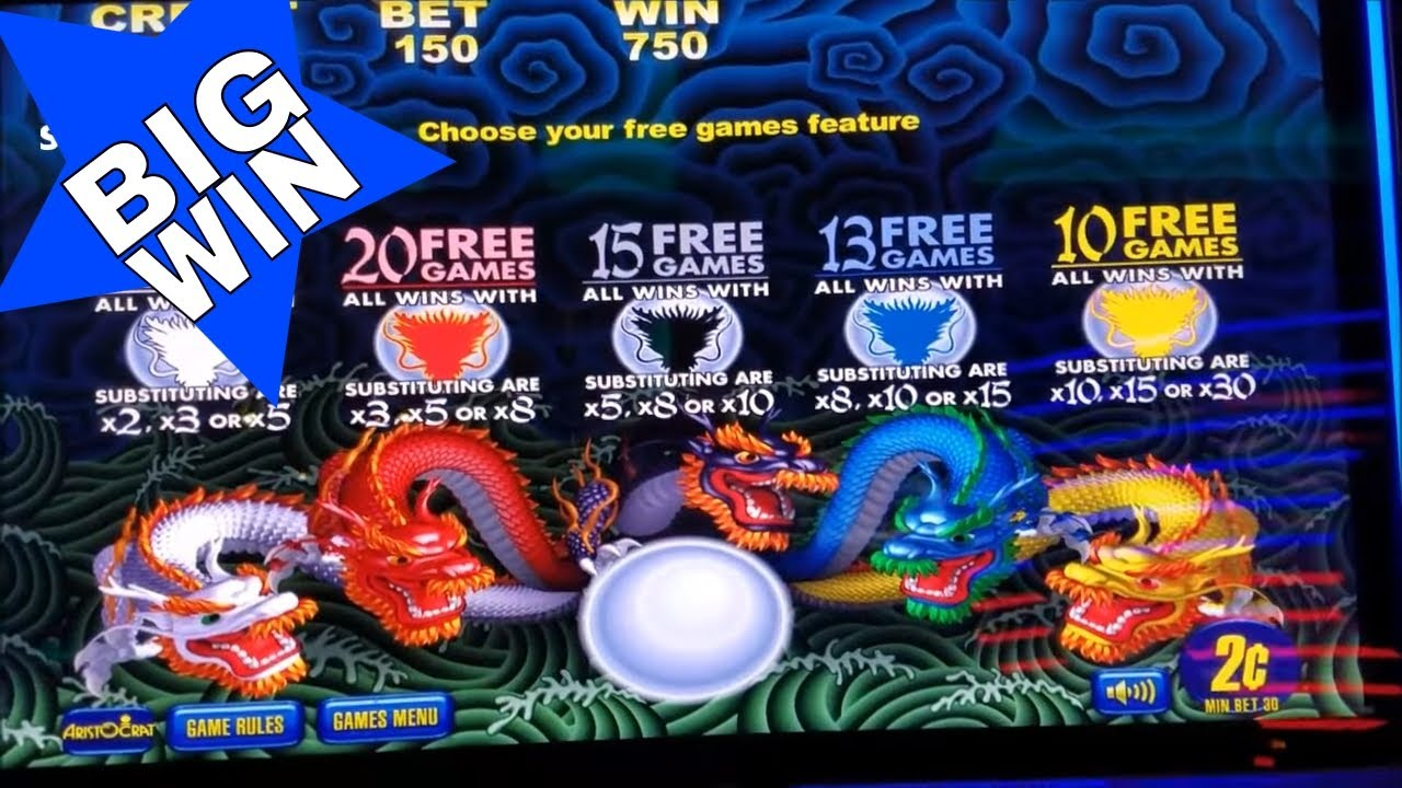 Картинки по запросу 5 dragons slot