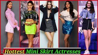 Bollywood Actresses Who Looked Hottest in Mini Skirts   Shraddha Kapoor, Alia Bhatt, Katrina Kaif