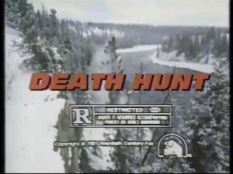 Death Hunt 1981 TV Spot