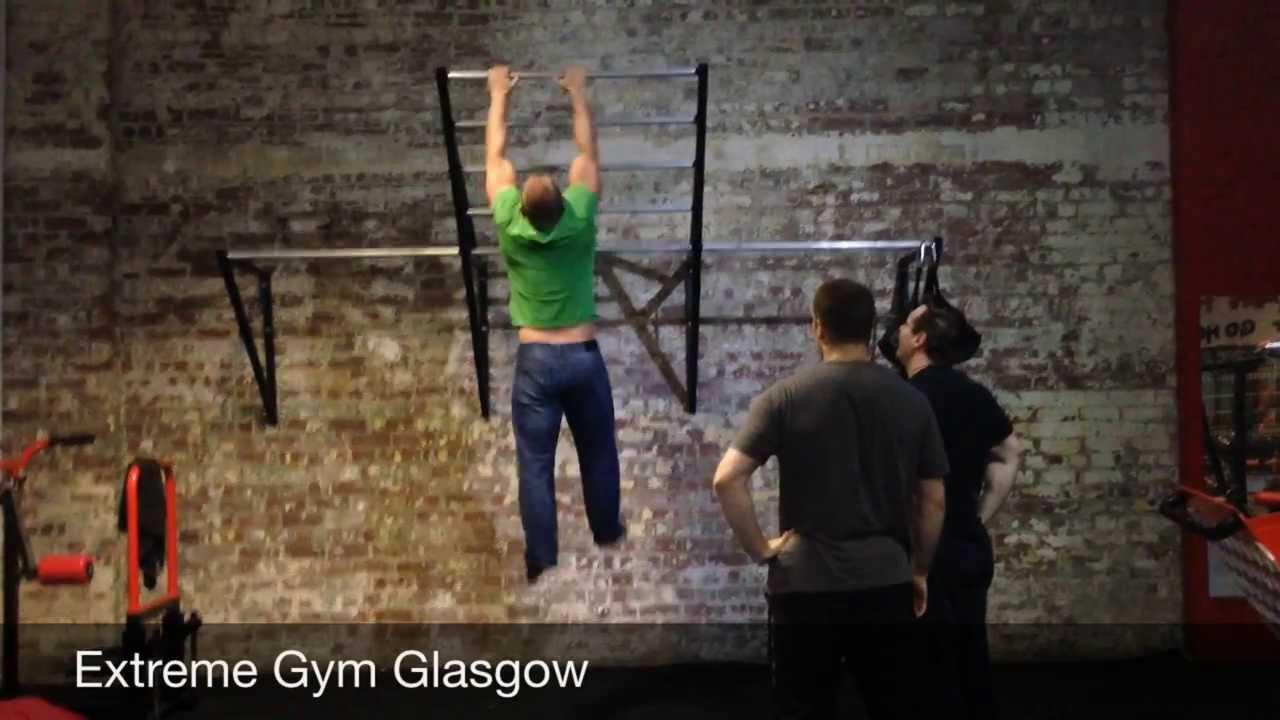 Extreme gym glasgow youtube