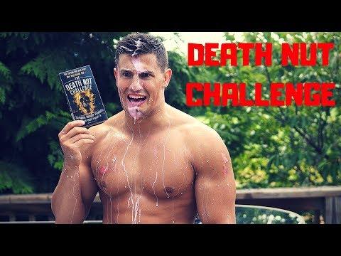 Bodybuilder Dies Eating the HOTTEST PEANUT in the WORLD   Bodybuilder VS Death Nut Challenge Fail