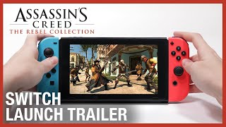 Assassin's Creed: The Rebel Collection - Launch Trailer | Ubisoft [NA]