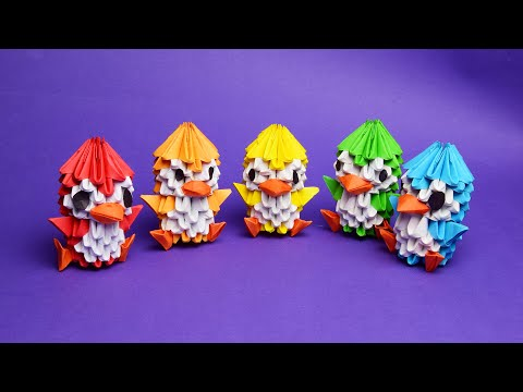 how-to-make-a-penguin-with-paper.-3d-origami-tutorial.
