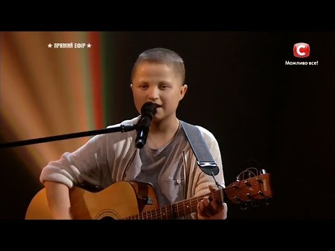 Артём Харченко - Авторская песня (Дякую всім вам)\