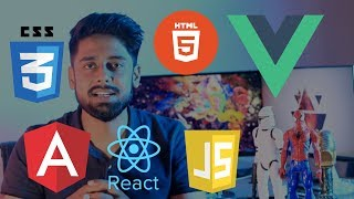 How to become a front end web developer? Complete Roadmap to be the best!(Hindi)