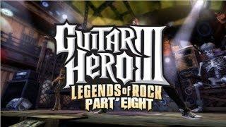 Guitar Hero 3 - Legends of Rock - Medium Difficulty [HD] Playthrough part 8 (Final)