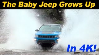 2017 Jeep Compass First Drive Review With Off Road - In 4K UHD!
