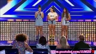beatz x factor audition 2014