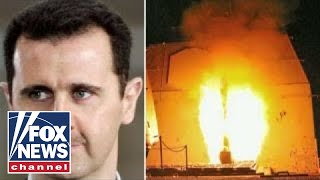 Assad warned about consequents of using chemical weapons