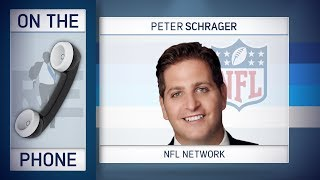 NFL Network's Peter Schrager Talks NFL Draft & More w/Rich Eisen | Full Interview | 4/19/19