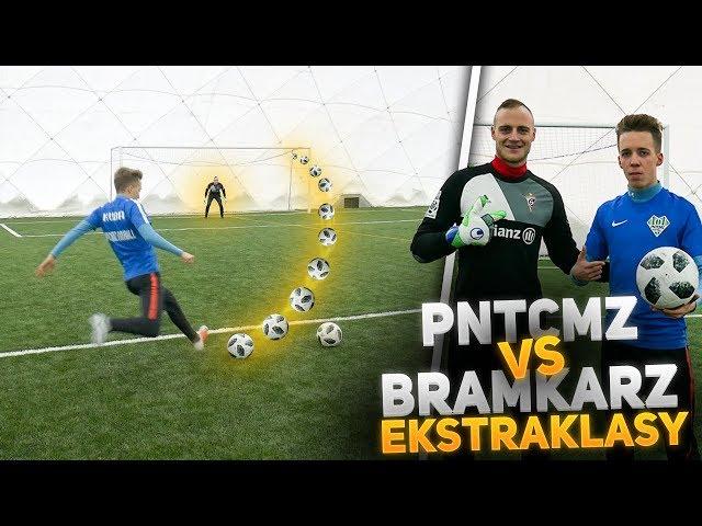 PNTCMZ VS BRAMKARZ EKSTRAKLASY - Wojciech Pawłowski