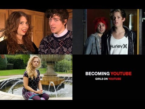 Girls On YouTube | BECOMING YOUTUBE | Video 7