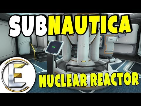 NUCLEAR REACTOR - Subnautica Survival (Episode 15)