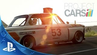 Project CARS - Stancework DLC | PS4