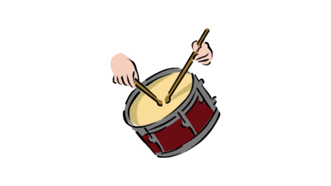 How would you write a drum roll sound