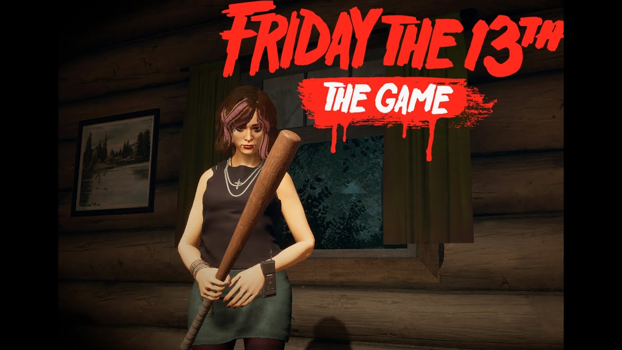 Friday The 13th: The Game   A.J Mason - YouTube