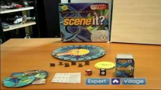 How to Play Scene It? DVD Game : Contents & Object of the Game Scene It?