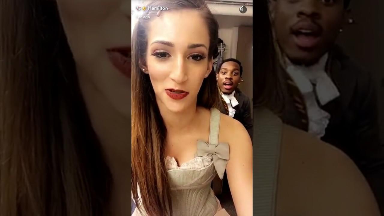 Amber marie snapchat