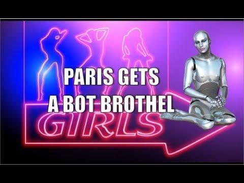 Paris Gets a Bot Brothel