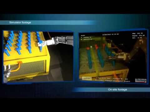 VMAX Simulation Software - Comparison to real world footage