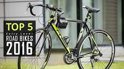5 Best - Entry Level Road Bikes 2016 (under $500) - Guide and Reviews