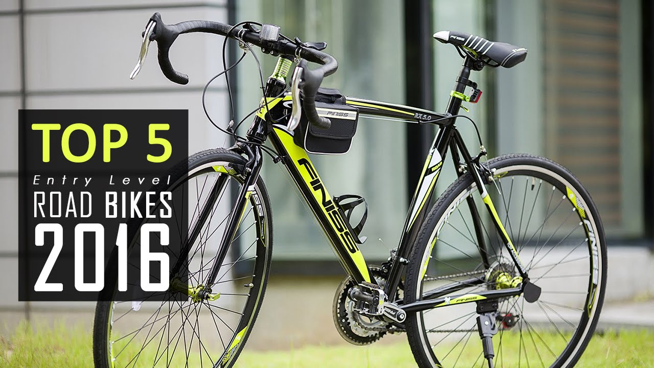 5 Best Entry Level Road Bikes 2016 Under 500 Guide