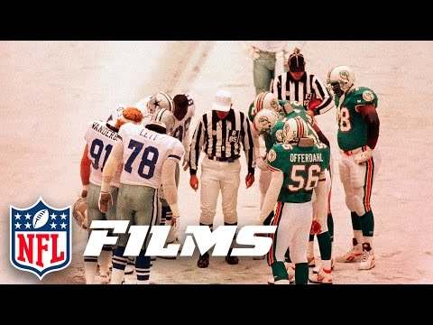 #8 Lett Lets Up Thanksgiving Win To Miami | NFL Films | Top 10 Worst Plays