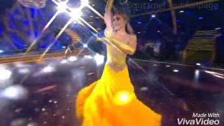 Ann-Kathrin Vida bei Let's Dance