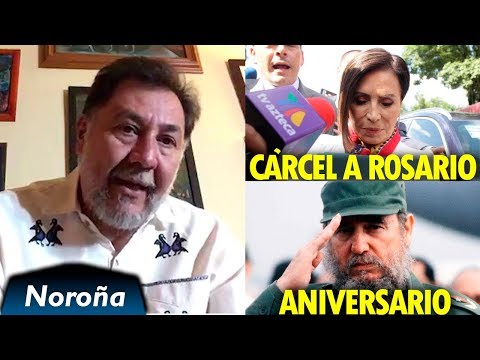 Preocúpate Rosario Robles / Aniversario De Fidel Castro - Noroña En Vivo