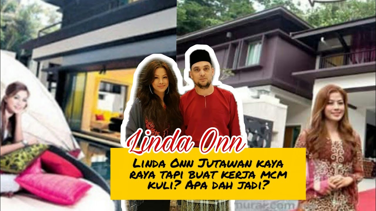 Linda Onn tetap buat kerja kuli walau dah jadi tokey dan jutawan!