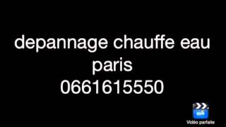 depannage chauffe eau paris 75008 TEL: 06.61.61.55.50(, 2014-04-08T23:08:08.000Z)