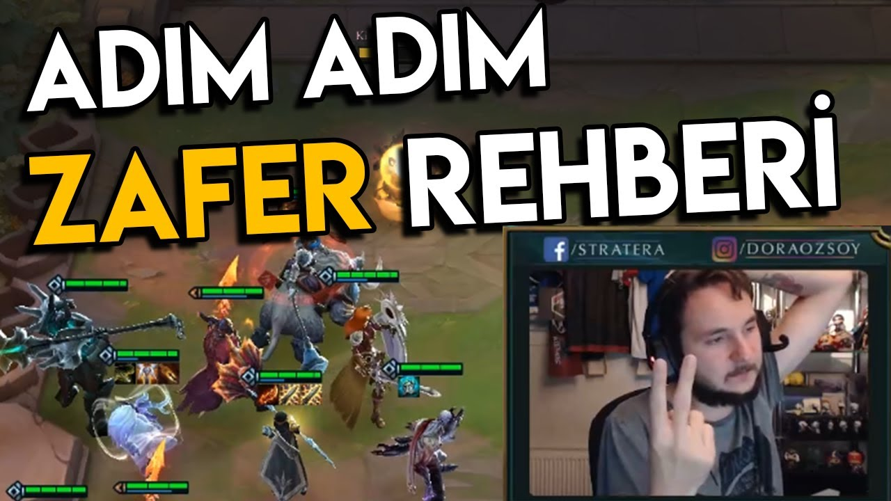 TFT : ADIM ADIM ZAFER REHBERİ  Videosu