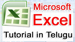 Ms Excel in Telugu - Complete Video Tutorial(If you feel this video is useful, Please share it with your friends on Facebook, twitter Google plus etc.. Please Subscribe... Ms Excel in Telugu - Complete Video ..., 2014-03-22T11:26:06.000Z)